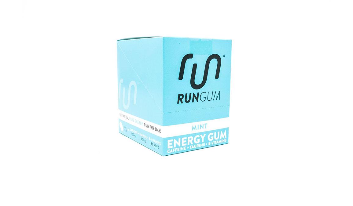 Run Gum - 2 Pieces - Flavor: Mint - Size: Box of 12, Mint, large, image 1