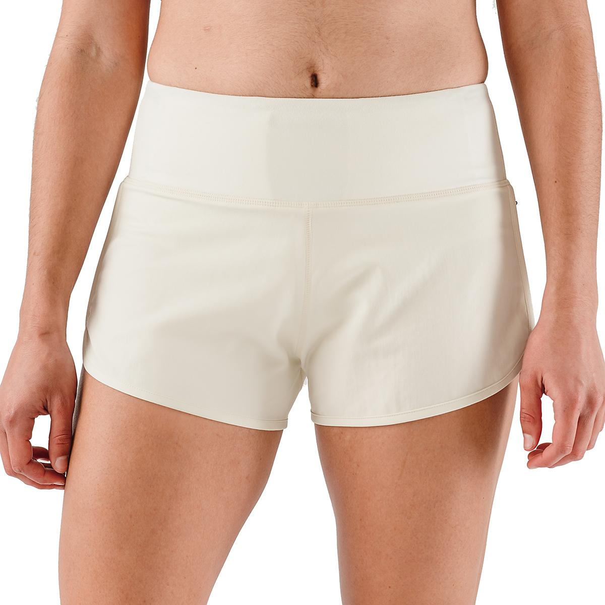 "Women's Rabbit Pocket Shorts 2.5"" - Color: Vanilla Ice - Size: XS, Vanilla Ice, large, image 1"