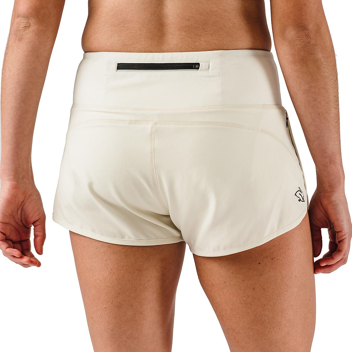 "Women's Rabbit Pocket Shorts 2.5"" - Color: Vanilla Ice - Size: XS, Vanilla Ice, large, image 2"