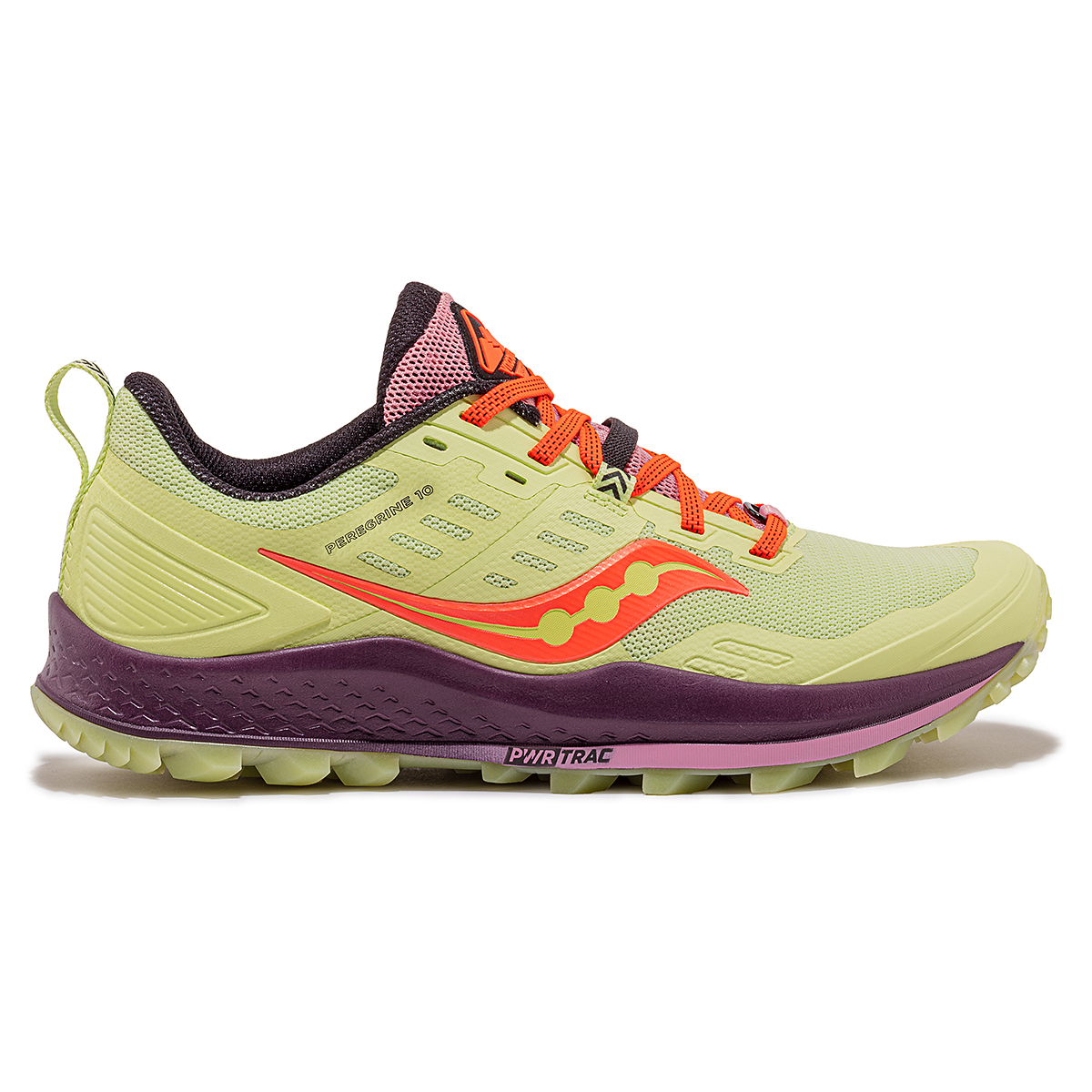 Women's Saucony Jackalope 2.0 Peregrine 10 Trail Running Shoe - Color: Jackalope - Size: 5 - Width: Regular, Jackalope, large, image 1
