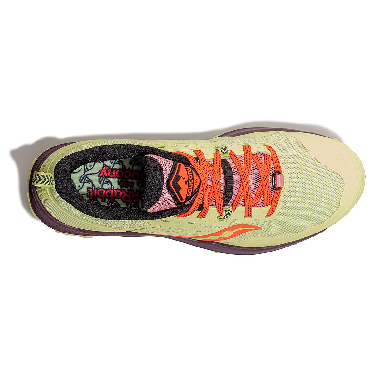 Women's Saucony Jackalope 2.0 Peregrine 10 Trail Running Shoe - Color: Jackalope - Size: 5 - Width: Regular, Jackalope, large, image 2