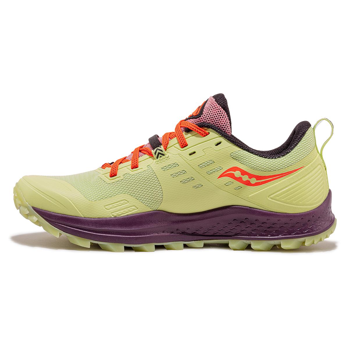 Women's Saucony Jackalope 2.0 Peregrine 10 Trail Running Shoe - Color: Jackalope - Size: 5 - Width: Regular, Jackalope, large, image 4