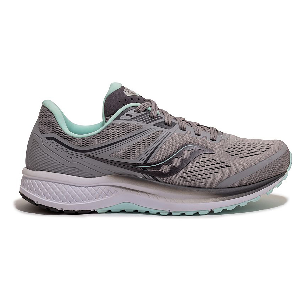 Women's Saucony Omni 19 Running Shoe, , large, image 1