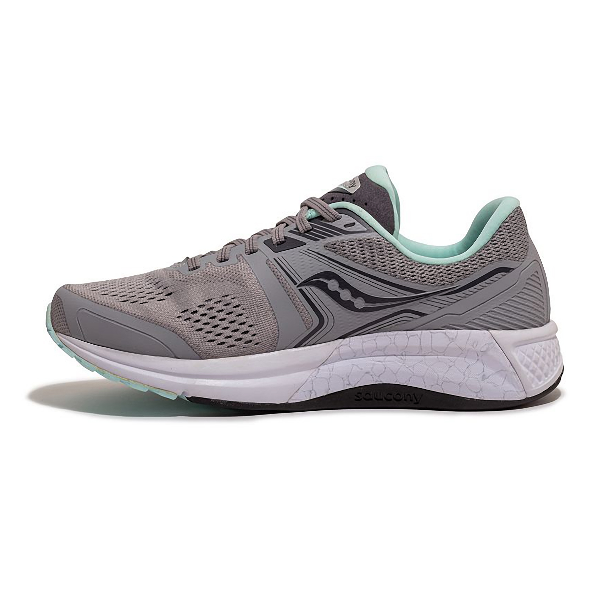 Women's Saucony Omni 19 Running Shoe, , large, image 2