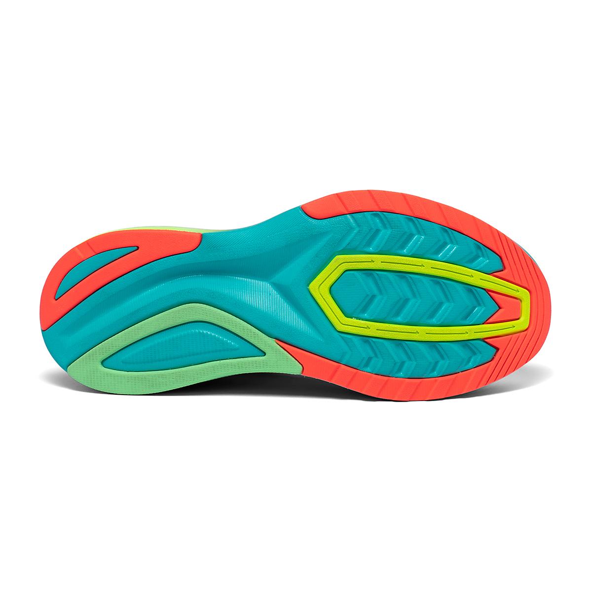 Women's Saucony Endorphin Shift Running Shoe - Color: White Mutant - Size: 5 - Width: Regular, White Mutant, large, image 4