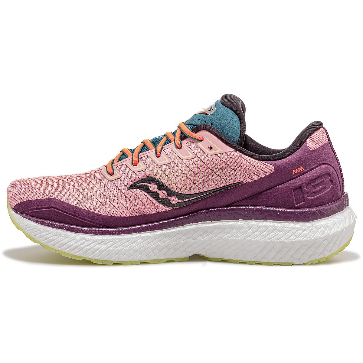 Women's Saucony Jackalope 2.0 Triumph 18 Running Shoe - Color: Jackalope - Size: 5 - Width: Regular, Jackalope, large, image 4