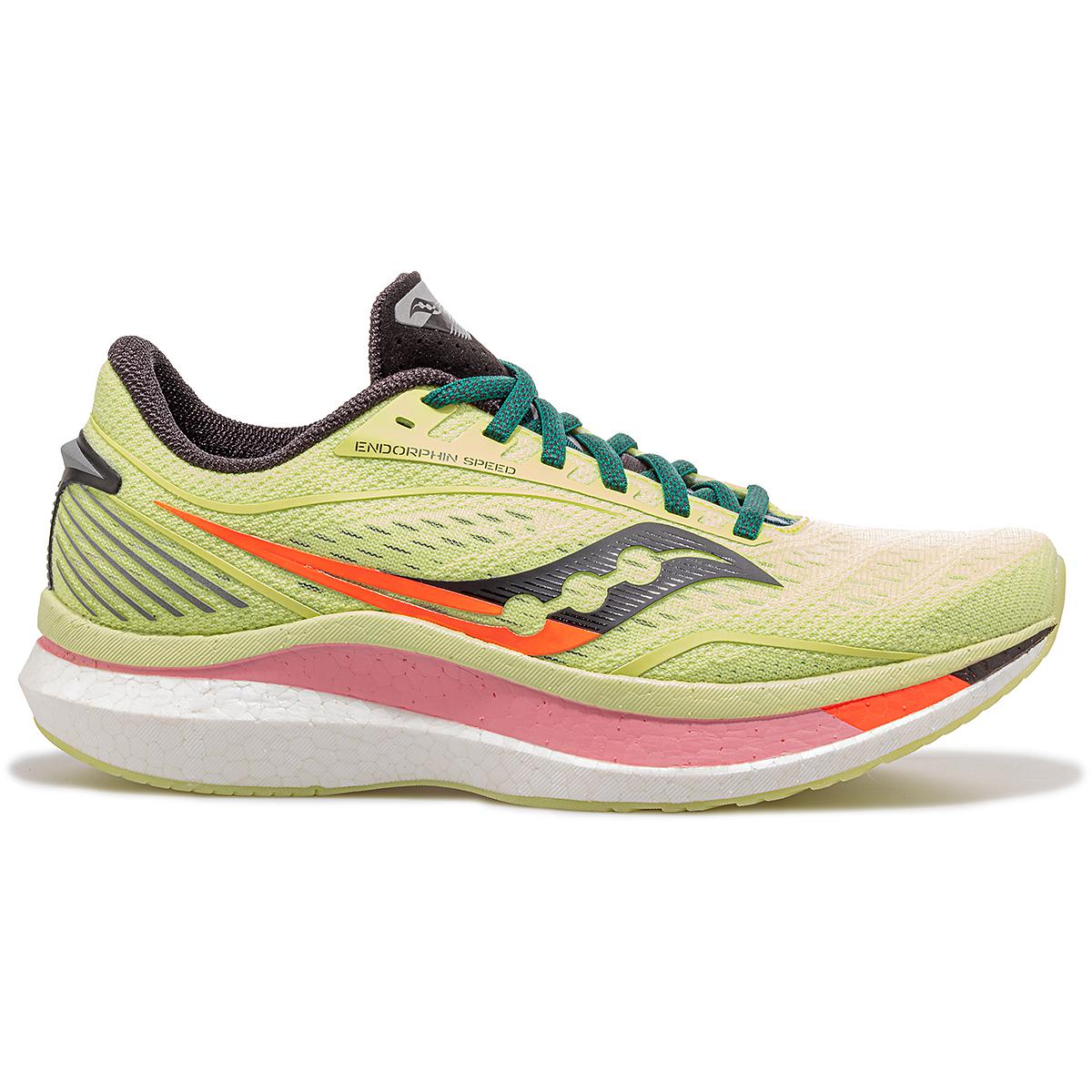 Women's Saucony Jackalope 2.0 Endorphin Speed Running Shoe - Color: Jackalope - Size: 5 - Width: Regular, Jackalope, large, image 1