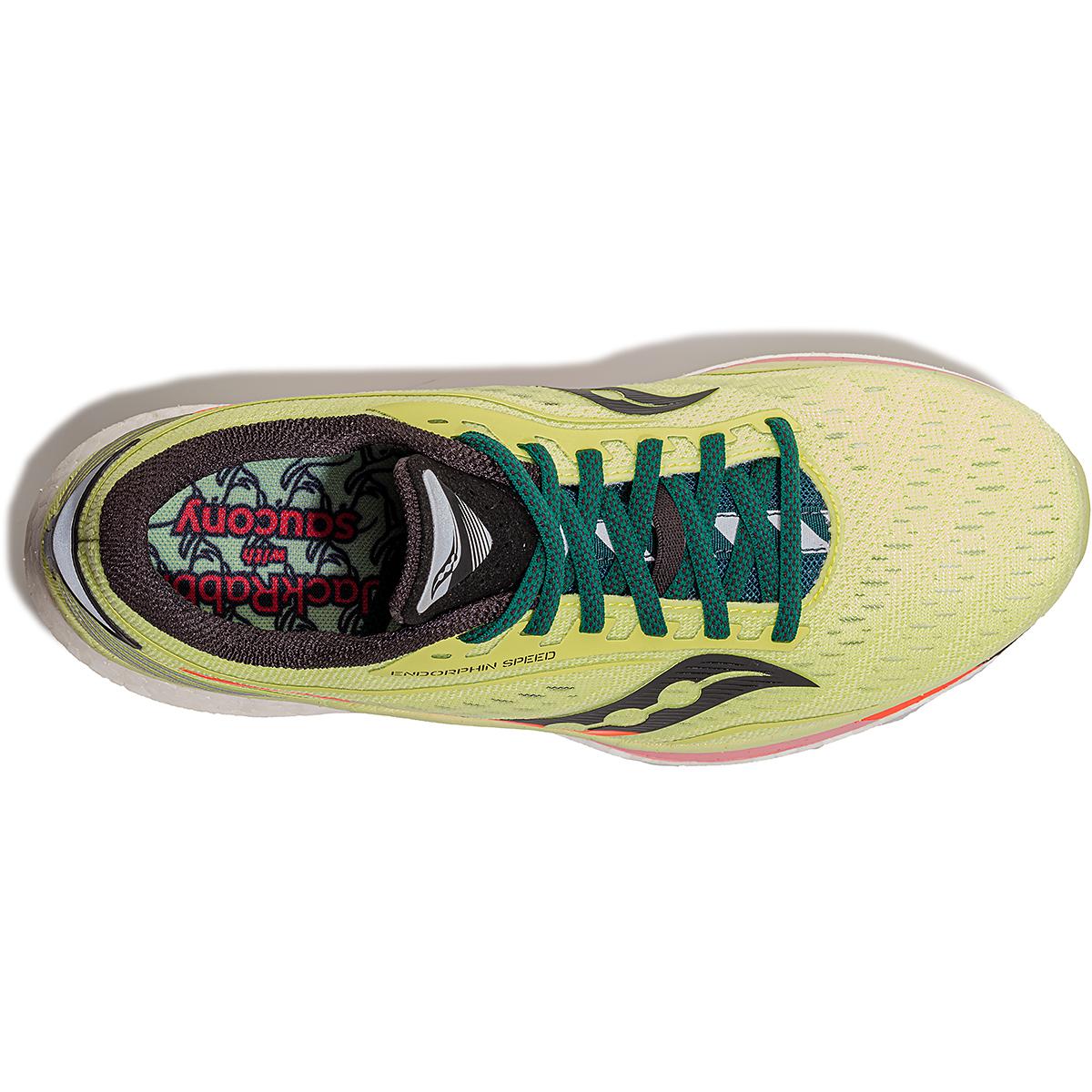 Women's Saucony Jackalope 2.0 Endorphin Speed Running Shoe - Color: Jackalope - Size: 5 - Width: Regular, Jackalope, large, image 2