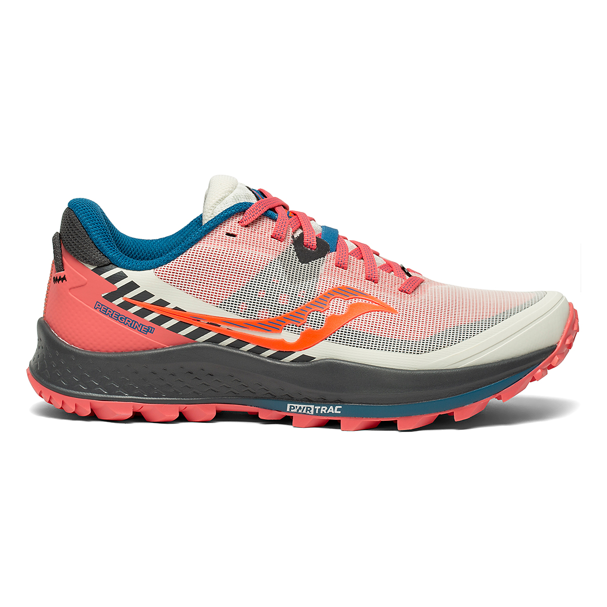 Women's Saucony Peregrine 11 Trail Running Shoe, , large, image 1