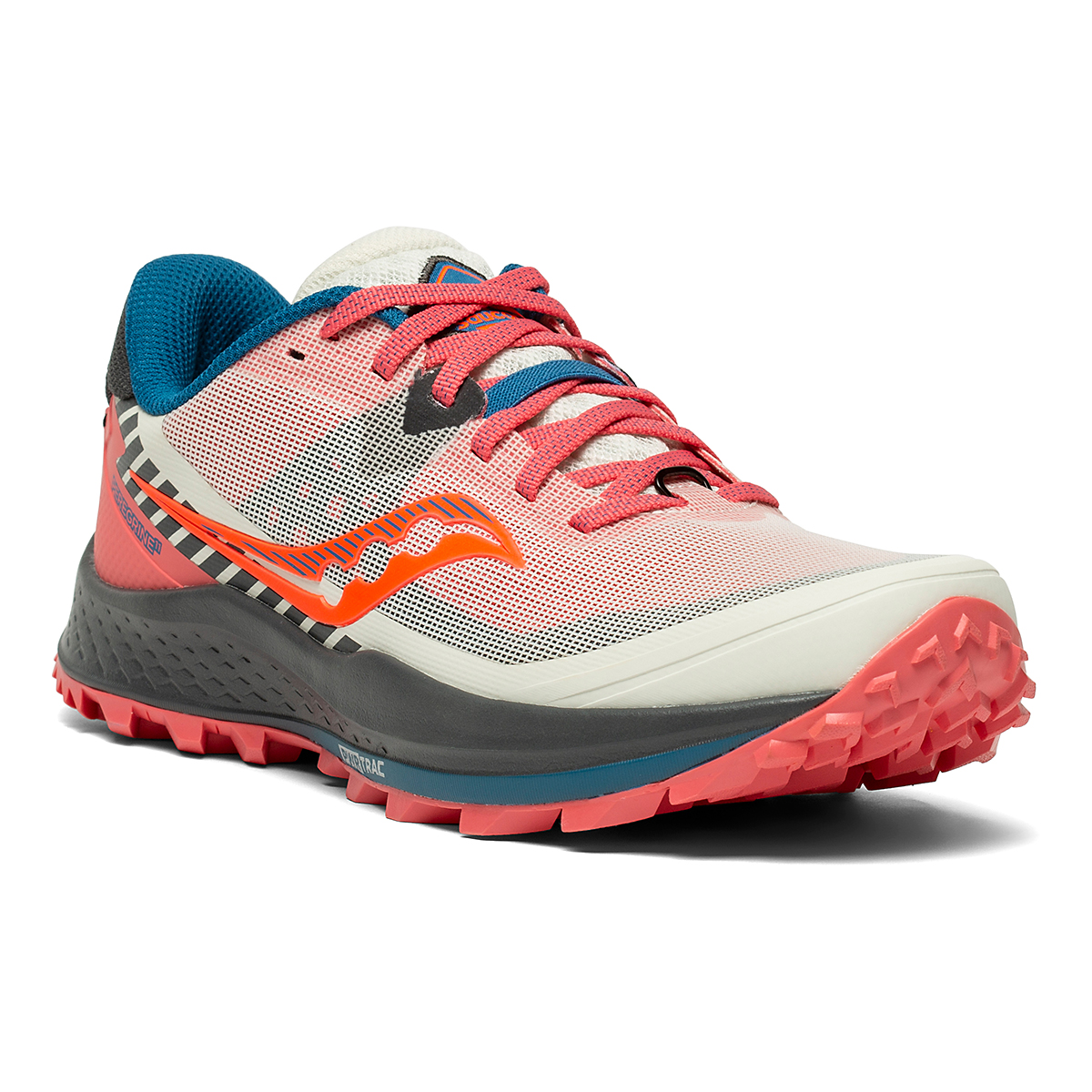 Women's Saucony Peregrine 11 Trail Running Shoe, , large, image 5