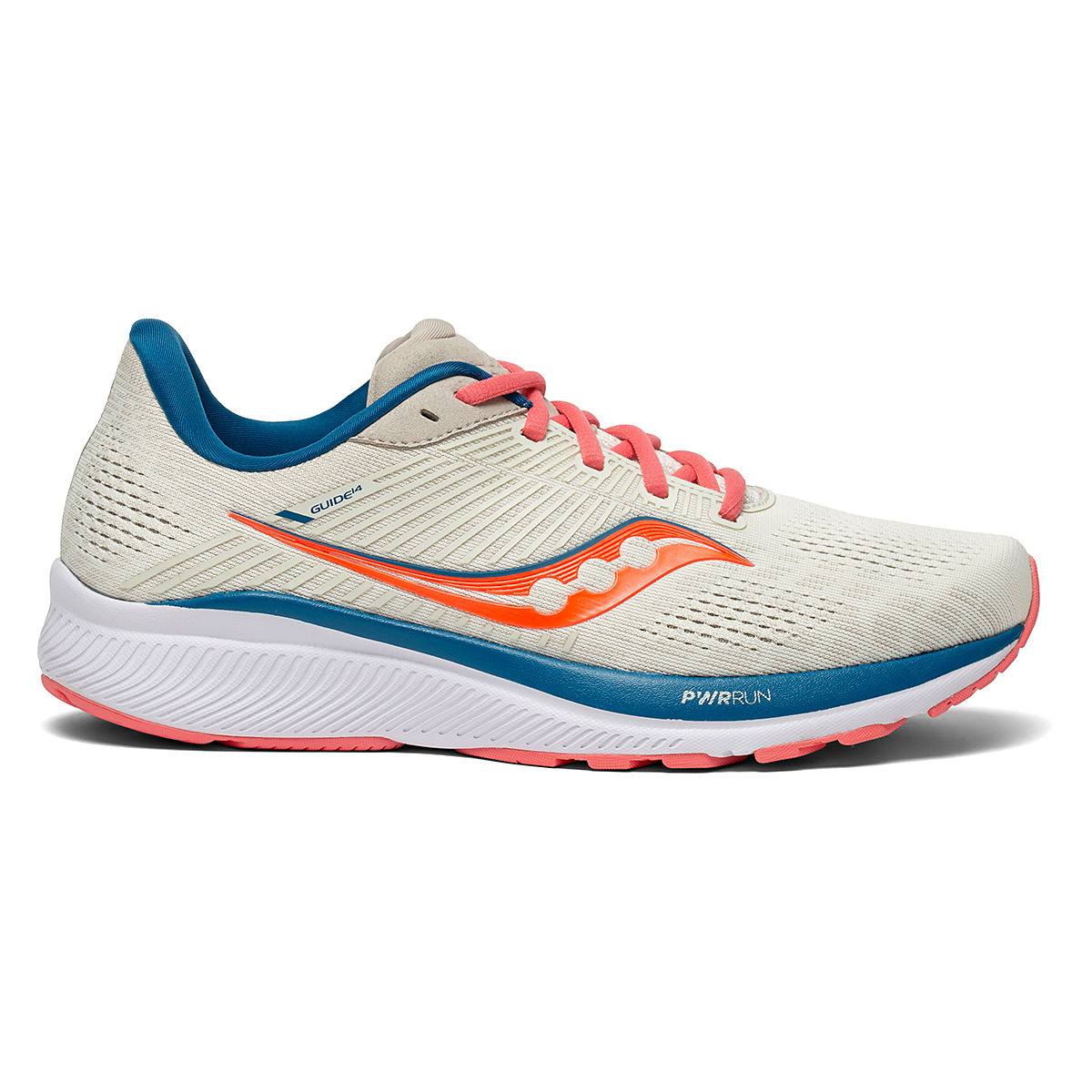 Women's Saucony Guide 14 Running Shoe, , large, image 1
