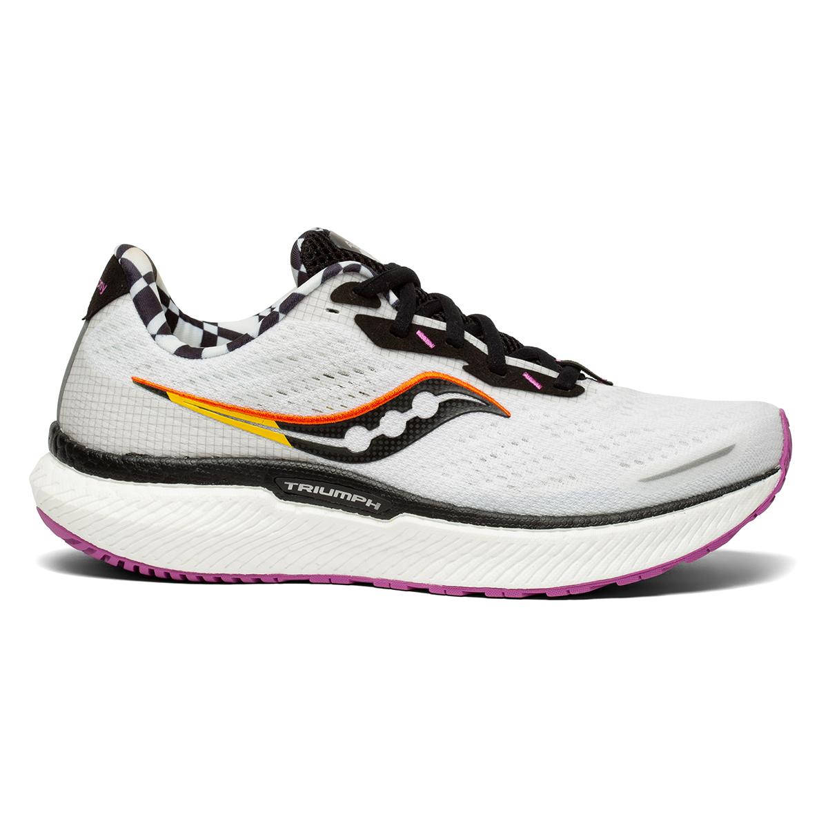 Women's Saucony Triumph 19 Running Shoe, , large, image 1