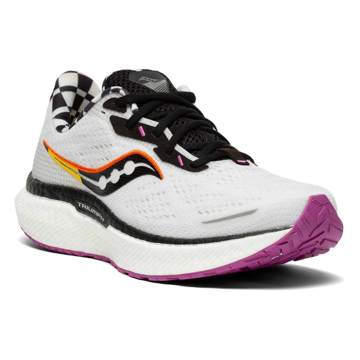 Women's Saucony Triumph 19 Running Shoe, , large, image 3