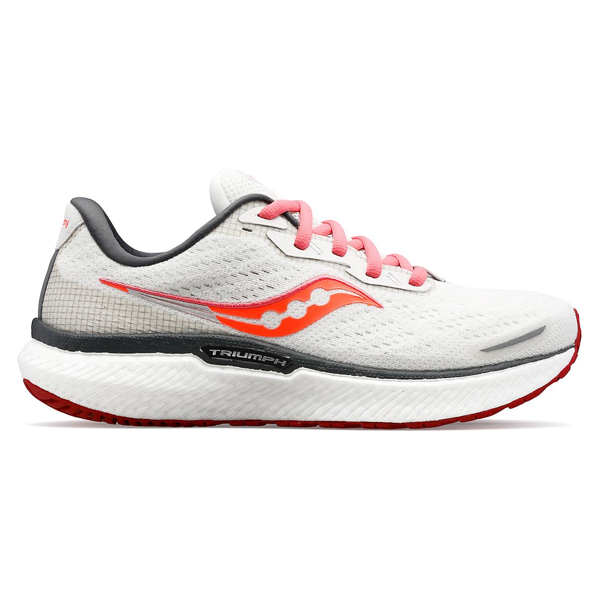 Women's Saucony Triumph 19 Running Shoe - Color: Jackalope - Size: 5 - Width: Regular, Jackalope, large, image 1