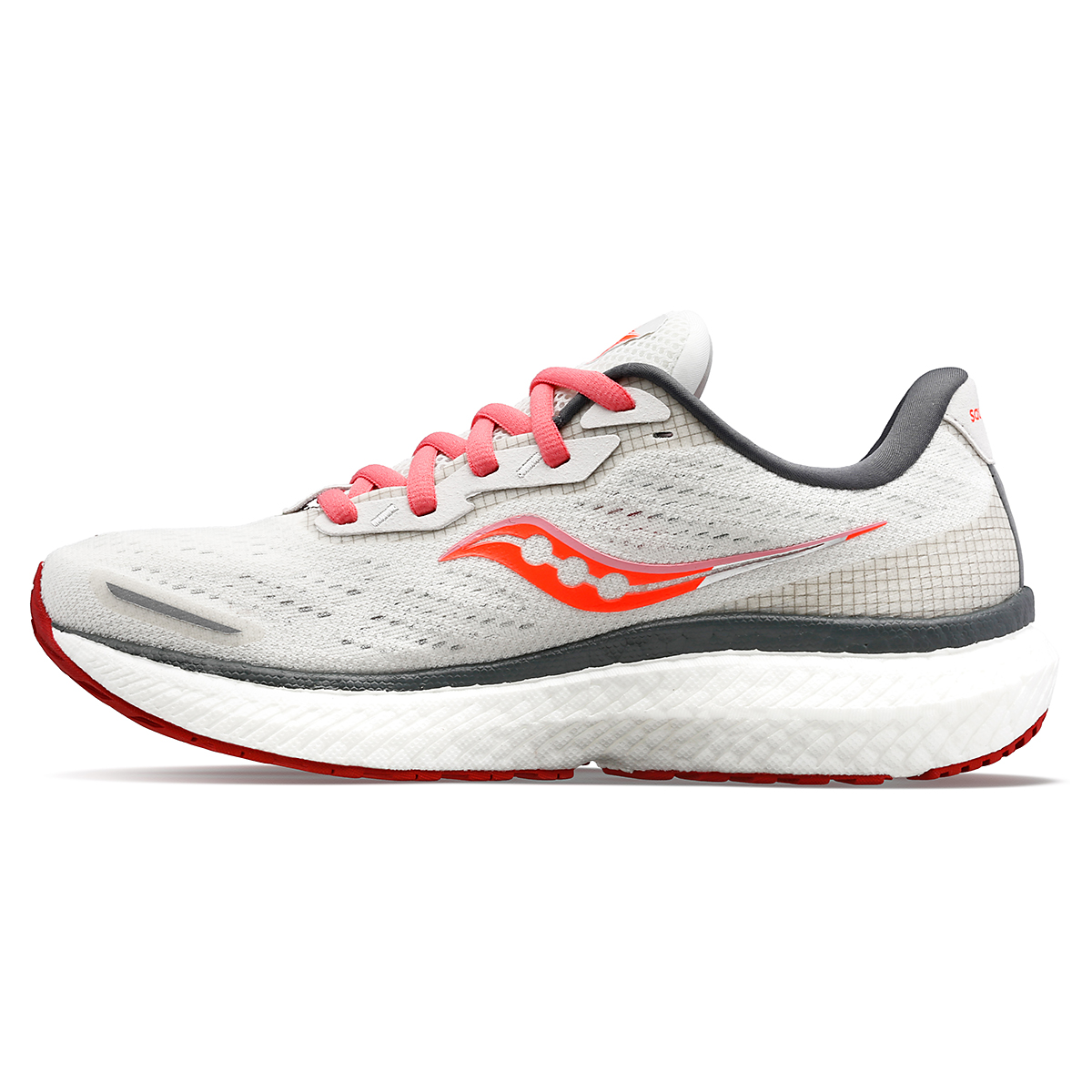 Women's Saucony Triumph 19 Running Shoe - Color: Jackalope - Size: 5 - Width: Regular, Jackalope, large, image 2