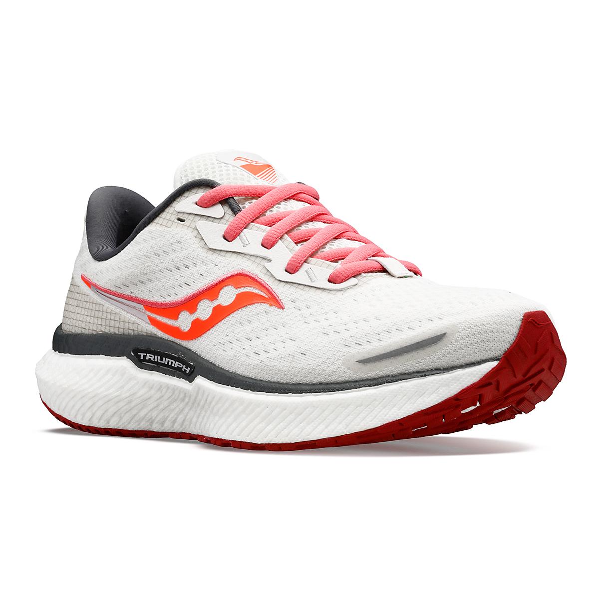 Women's Saucony Triumph 19 Running Shoe - Color: Jackalope - Size: 5 - Width: Regular, Jackalope, large, image 5