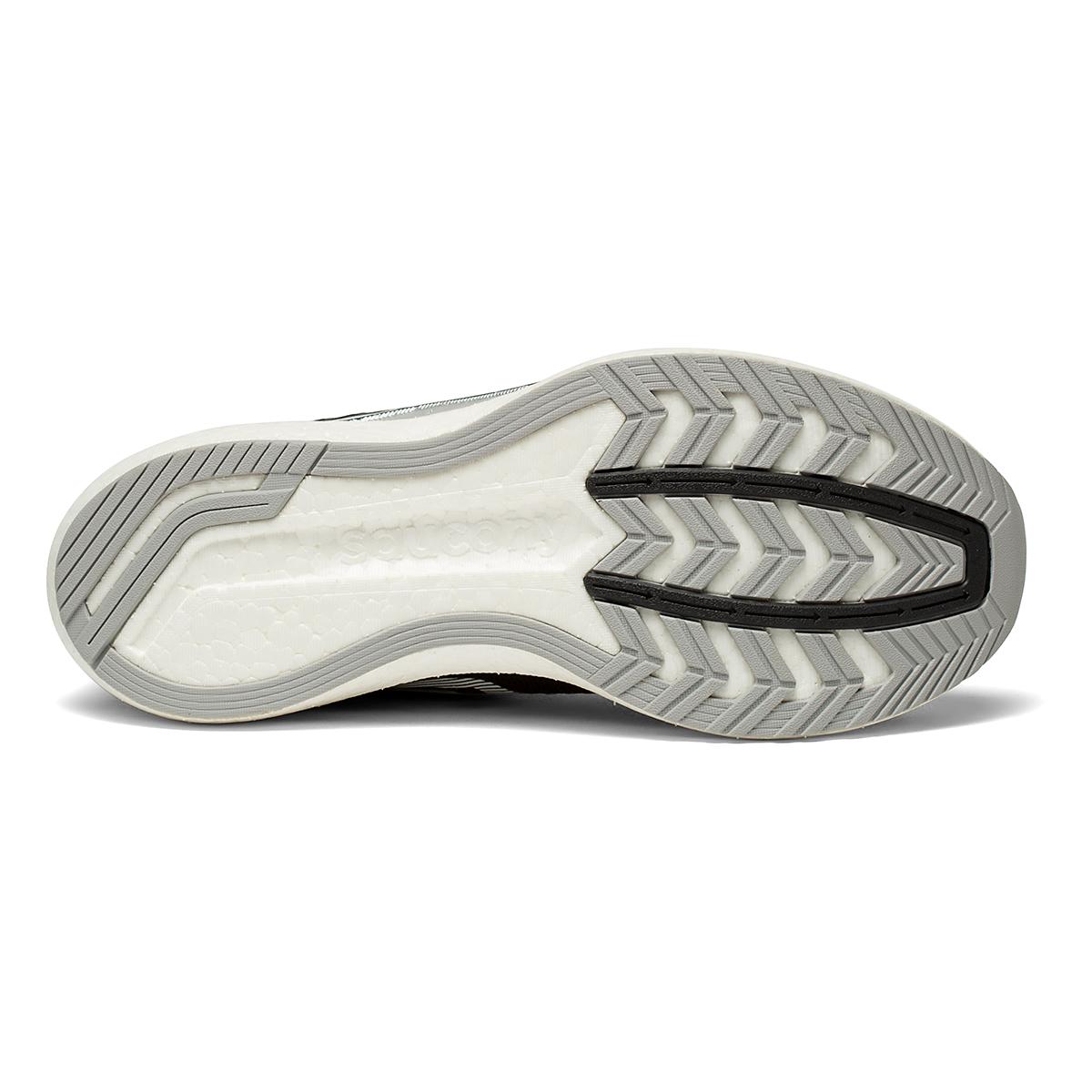 Women's Saucony Endorphin Speed 2 Running Shoe - Color: Black/Shadow - Size: 5 - Width: Regular, Black/Shadow, large, image 3