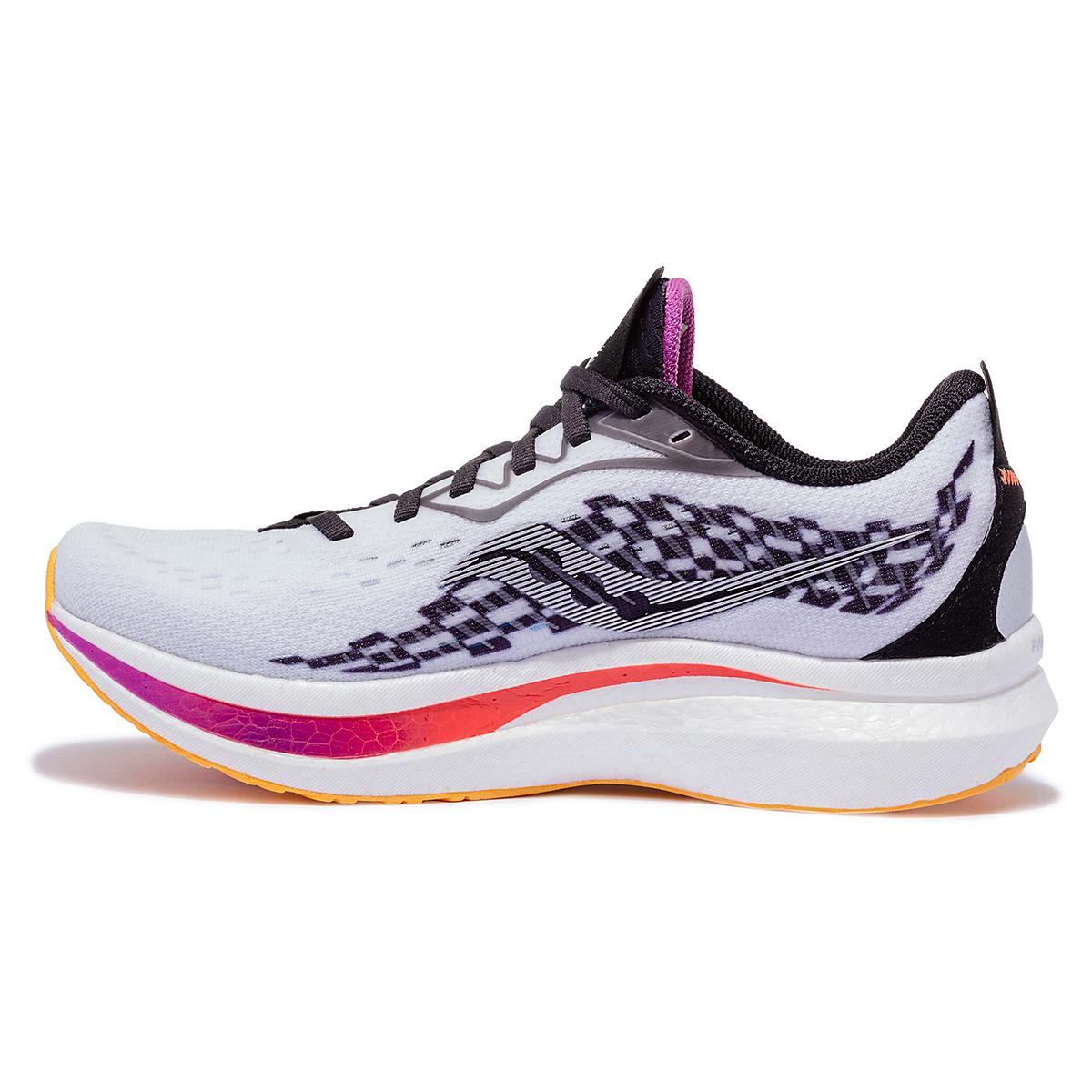 Women's Saucony Endorphin Speed 2 Running Shoe - Color: Reverie - Size: 5 - Width: Regular, Reverie, large, image 2
