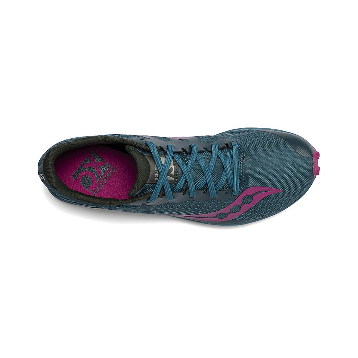 Women's Saucony Kilkenny XC8 Spike Shoes - Color: Marine - Size: 5 - Width: Regular, Marine, large, image 3