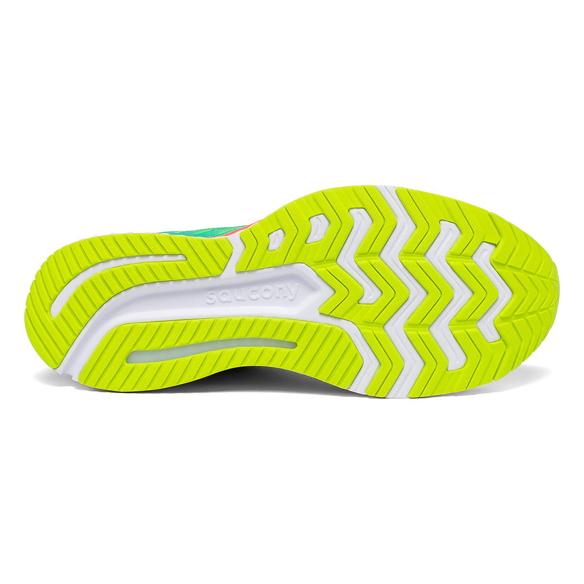 Men's Saucony Guide 13 Running Shoe - Color: Green Mutant - Size: 7 - Width: Regular, Green Mutant, large, image 4