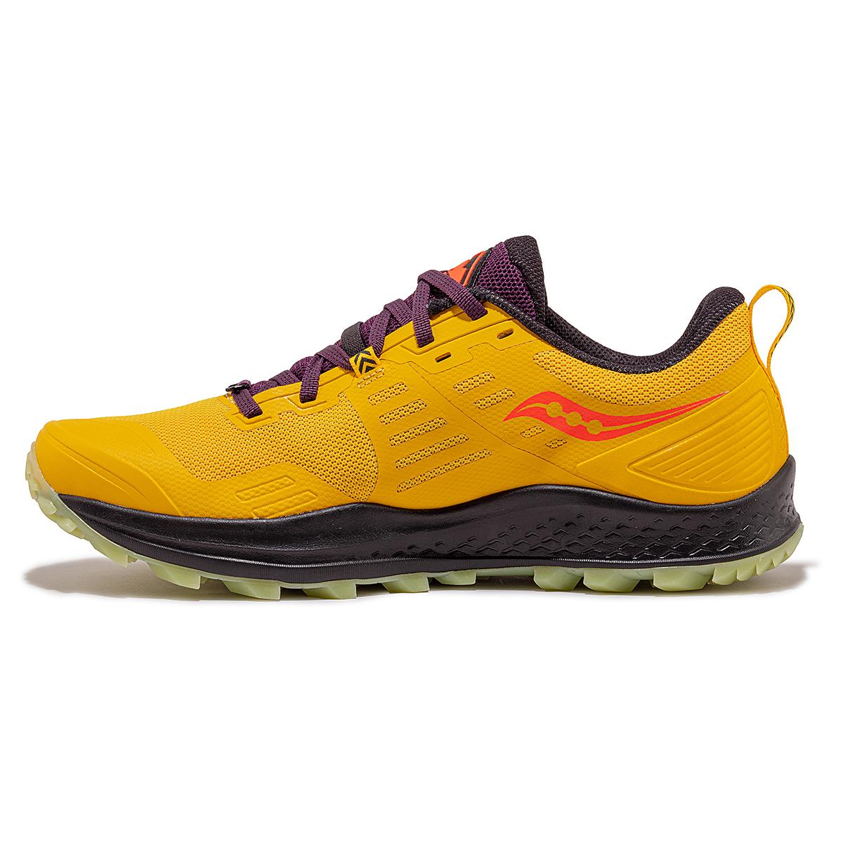Men's Saucony Jackalope 2.0 Peregrine 10 Trail Running Shoe - Color: Jackalope - Size: 7 - Width: Regular, Jackalope, large, image 4