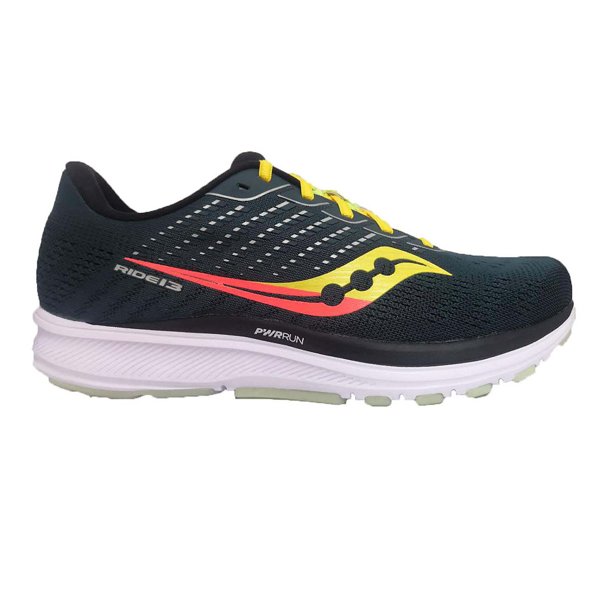 Men's Saucony Ride 13 Running Shoe, , large, image 1