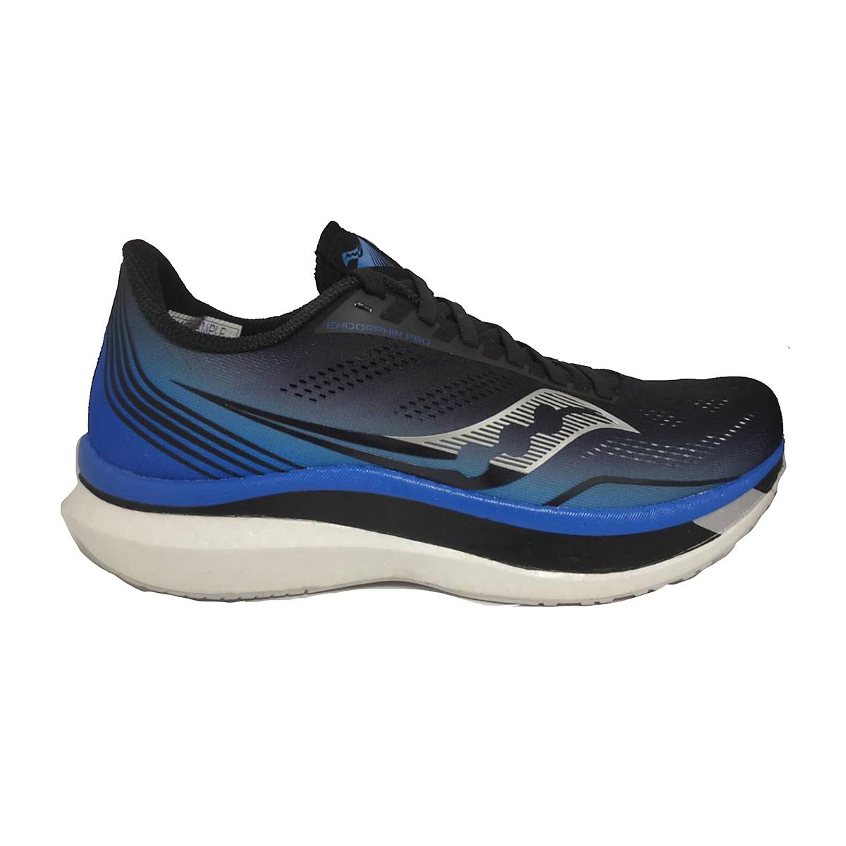 Men's Saucony Endorphin Pro Running Shoe - Color: Royal Blue - Size: 7 - Width: Regular, Royal Blue, large, image 1