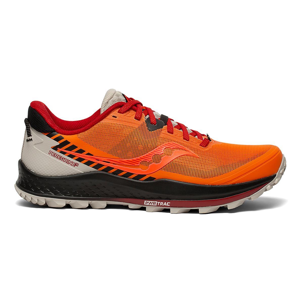 Men's Saucony Peregrine 11 Trail Running Shoe - Color: Jackalope - Size: 7 - Width: Regular, Jackalope, large, image 1