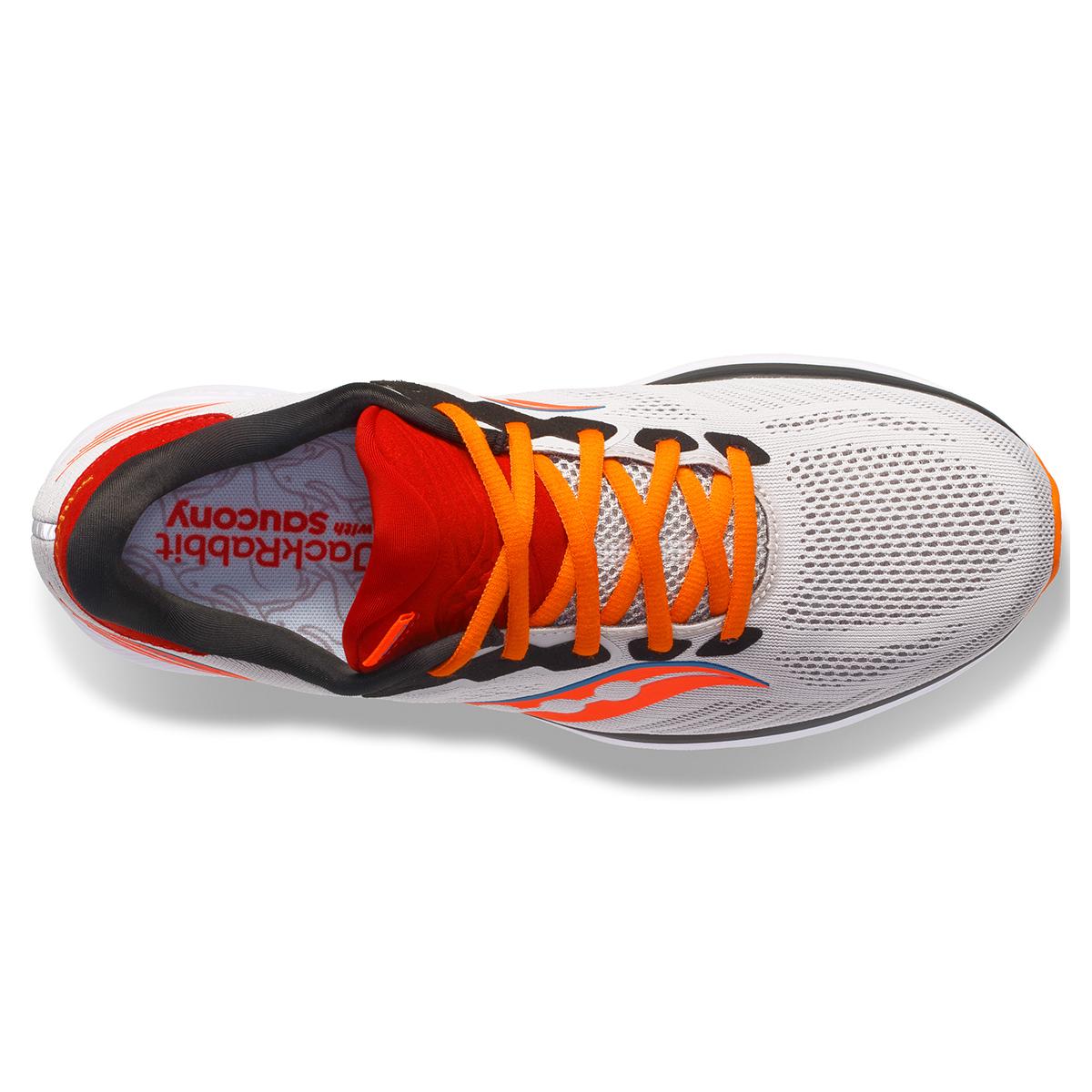 Men's Saucony Ride 14 Running Shoe - Color: Jackalope - Size: 7 - Width: Regular, Jackalope, large, image 4