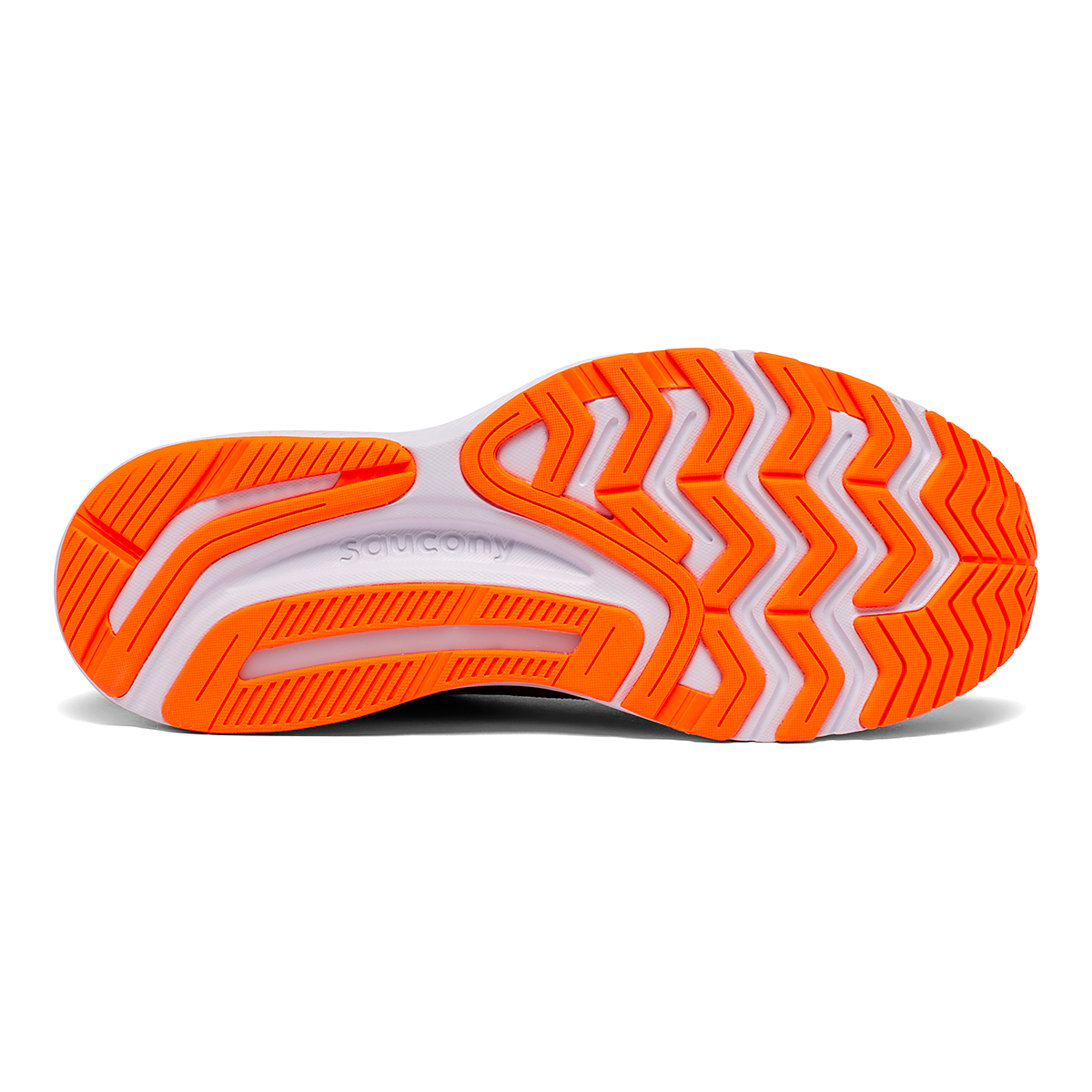 Men's Saucony Guide 14 Running Shoe - Color: Future/Black - Size: 7 - Width: Regular, Future/Black, large, image 5