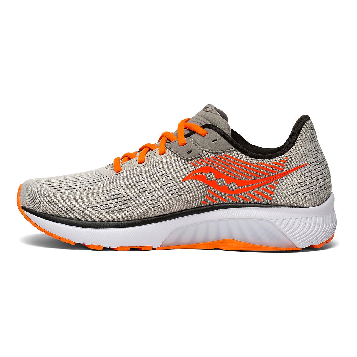 Men's Saucony Guide 14 Running Shoe - Color: Jackalope - Size: 7 - Width: Regular, Jackalope, large, image 2