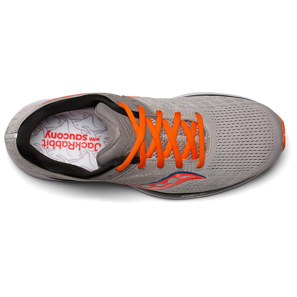Men's Saucony Guide 14 Running Shoe - Color: Jackalope - Size: 7 - Width: Regular, Jackalope, large, image 3