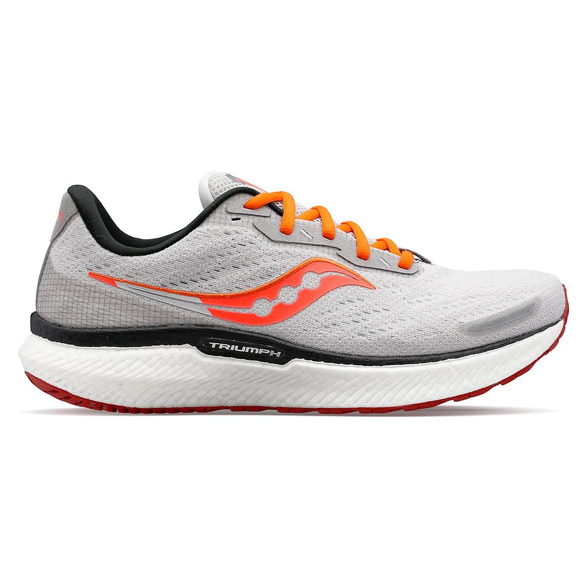 Men's Saucony Triumph 19 Running Shoe - Color: Jackalope - Size: 7 - Width: Regular, Jackalope, large, image 1
