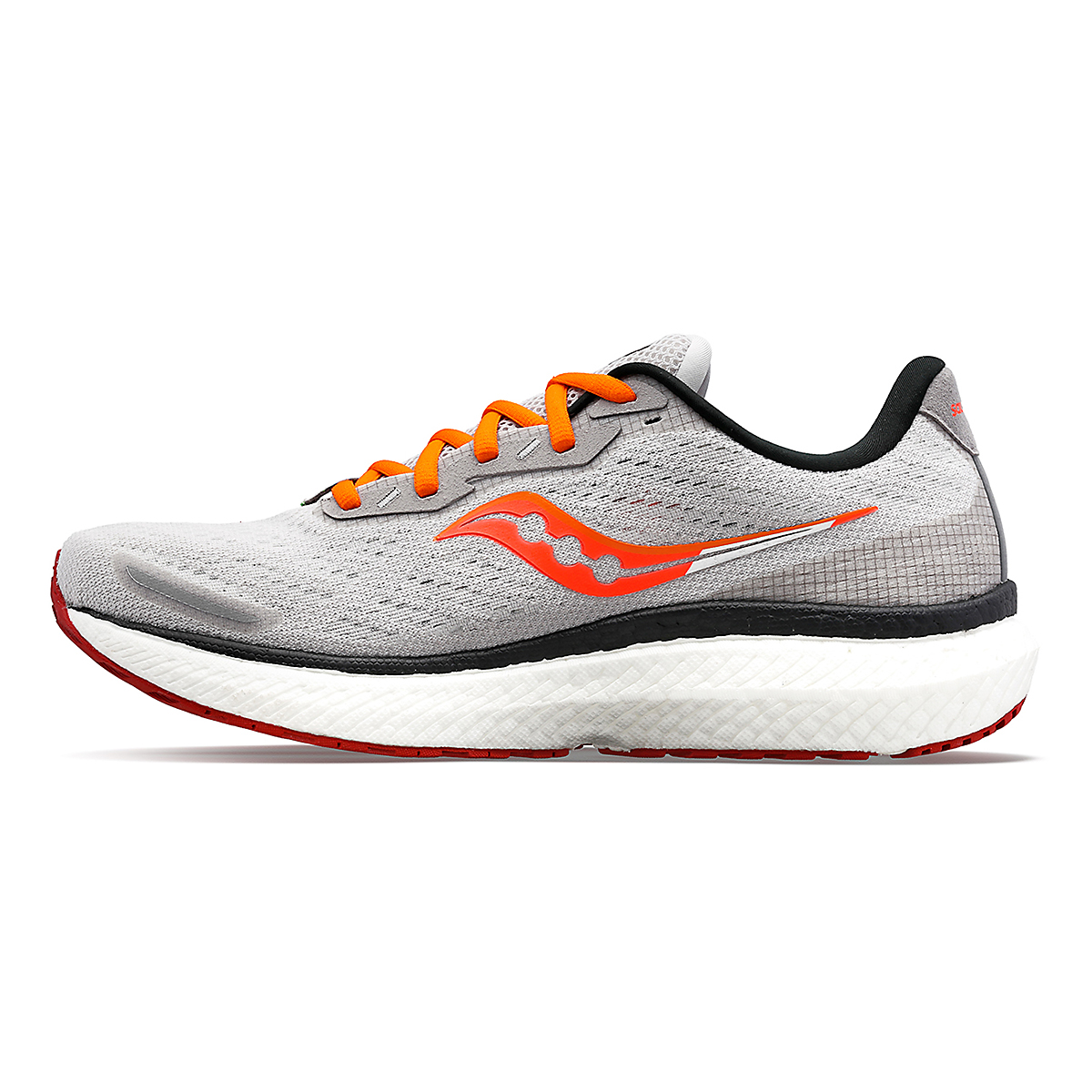 Men's Saucony Triumph 19 Running Shoe - Color: Jackalope - Size: 7 - Width: Regular, Jackalope, large, image 2