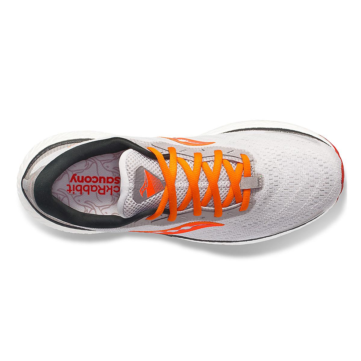 Men's Saucony Triumph 19 Running Shoe - Color: Jackalope - Size: 7 - Width: Regular, Jackalope, large, image 3