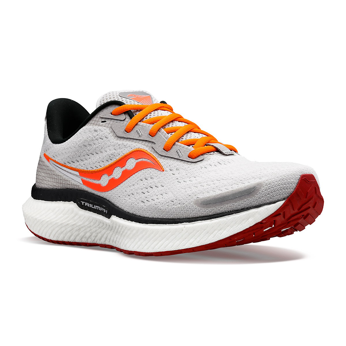 Men's Saucony Triumph 19 Running Shoe - Color: Jackalope - Size: 7 - Width: Regular, Jackalope, large, image 5