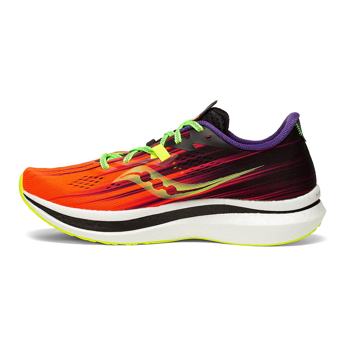 Men's Saucony Endorphin Pro 2 Running Shoe - Color: Vizipro - Size: 7 - Width: Regular, Vizipro, large, image 2