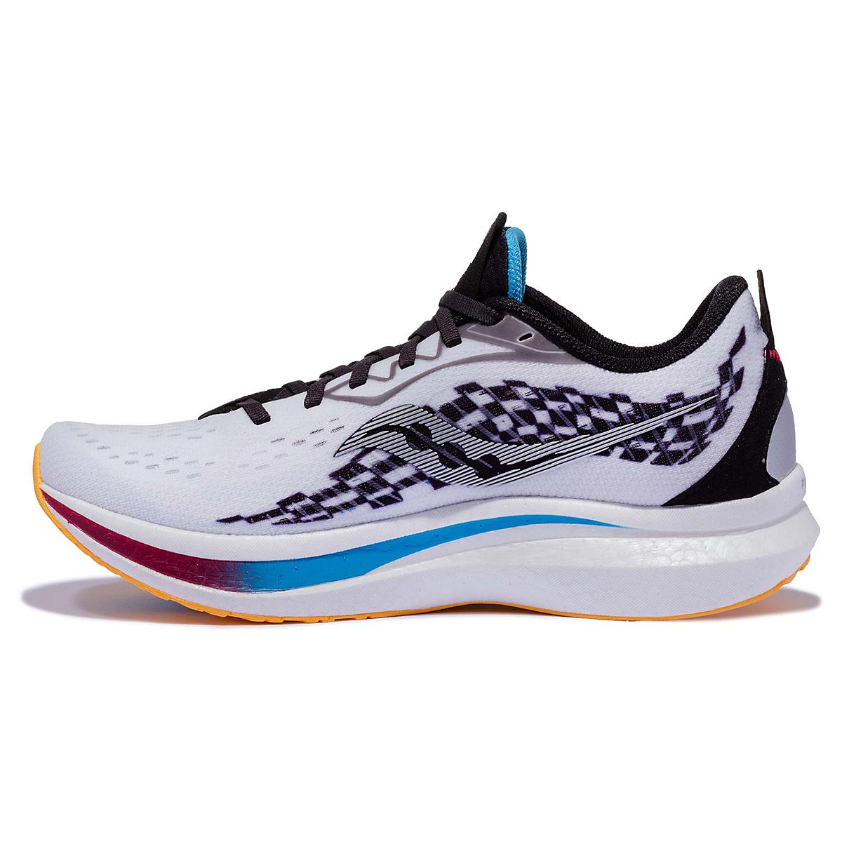 Men's Saucony Endorphin Speed 2 Running Shoe - Color: Reverie - Size: 7 - Width: Regular, Reverie, large, image 2