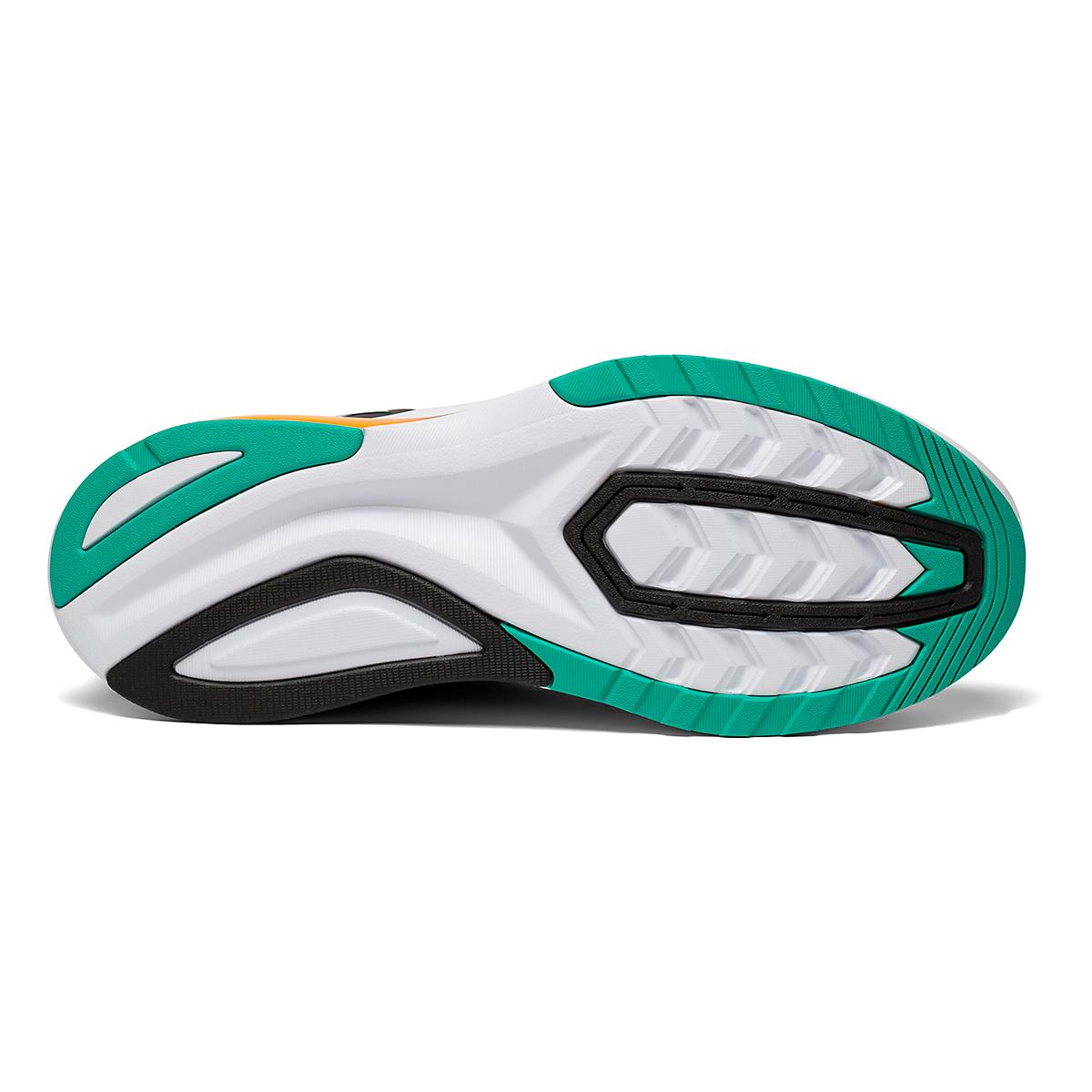 Men's Saucony Endorphin Shift 2 Running Shoe - Color: Alloy / Jade - Size: 7 - Width: Regular, Alloy / Jade, large, image 4