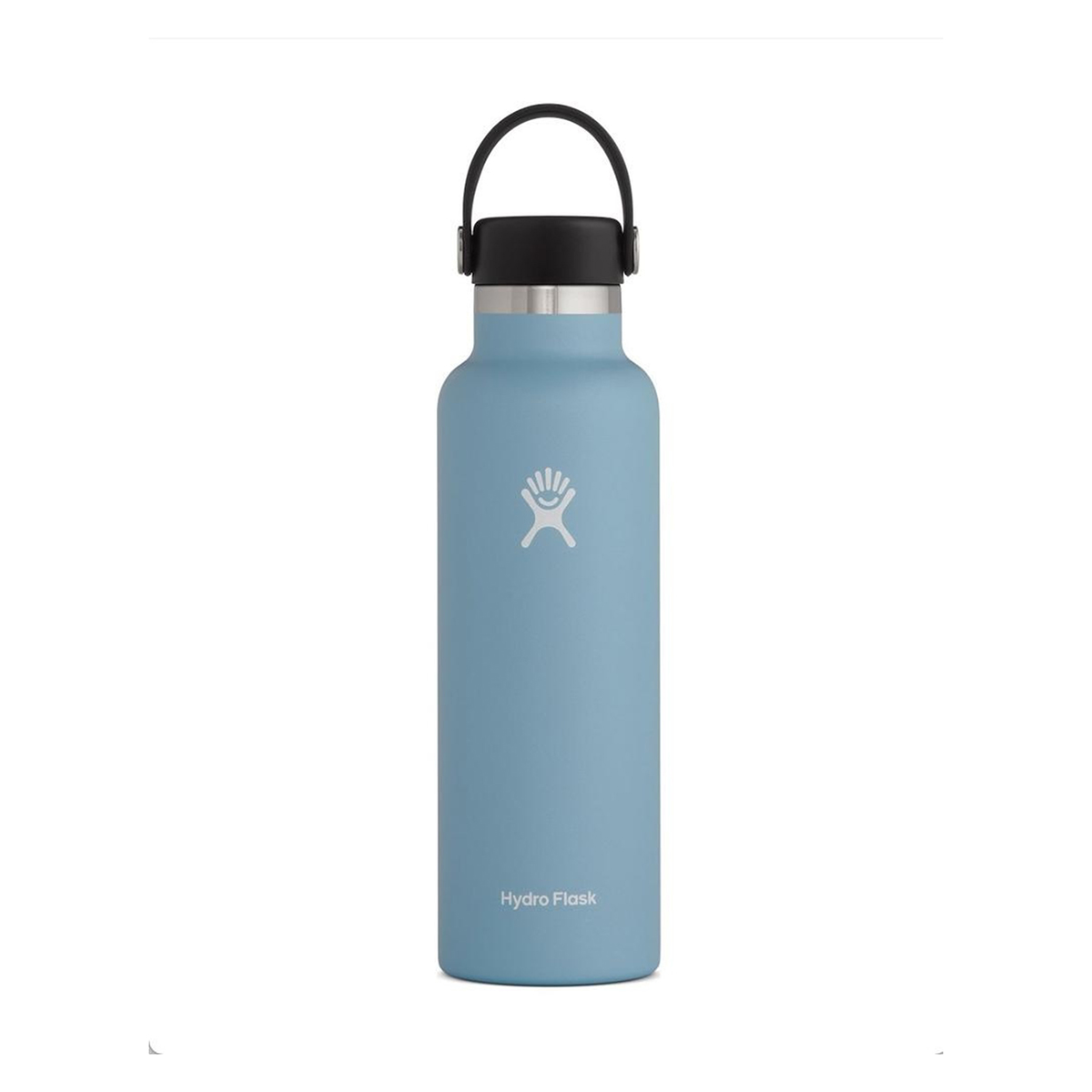 Hydro Flask 21 oz Standard Mouth Water Bottle - Color: Rain, Rain, large, image 1