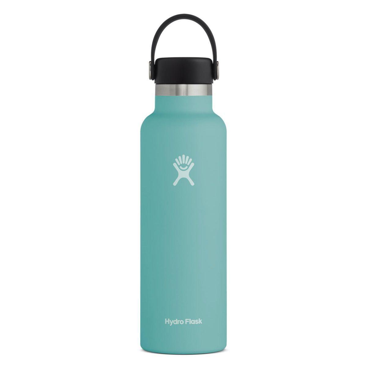 Hydro Flask 21 oz Standard Mouth Bottle - Color: Alpine - Size: 21OZ, Alpine, large, image 1