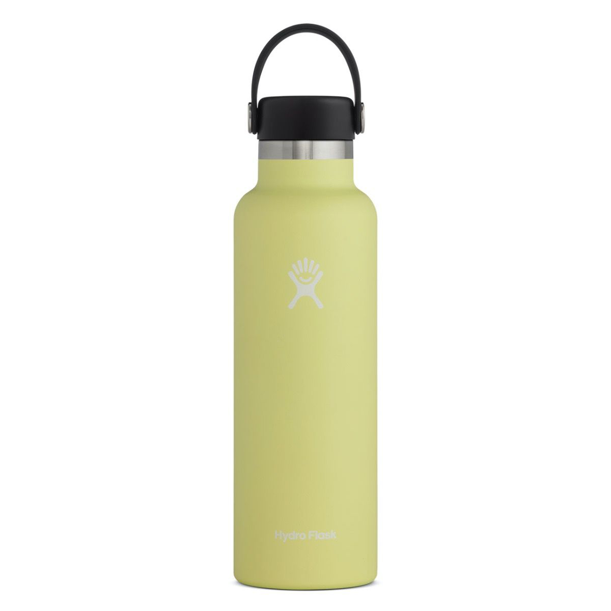 Hydro Flask 21 oz Standard Mouth Bottle - Color: Pineapple - Size: 21OZ, Pineapple, large, image 1