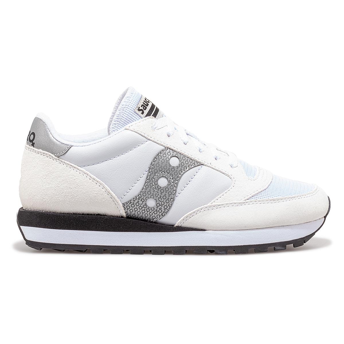 Saucony x Prinkshop Hero Original Jazz Vintage Running Shoe - Color: Hero Black/White - Size: M5/W6.5 - Width: Regular, Hero Black/White, large, image 1