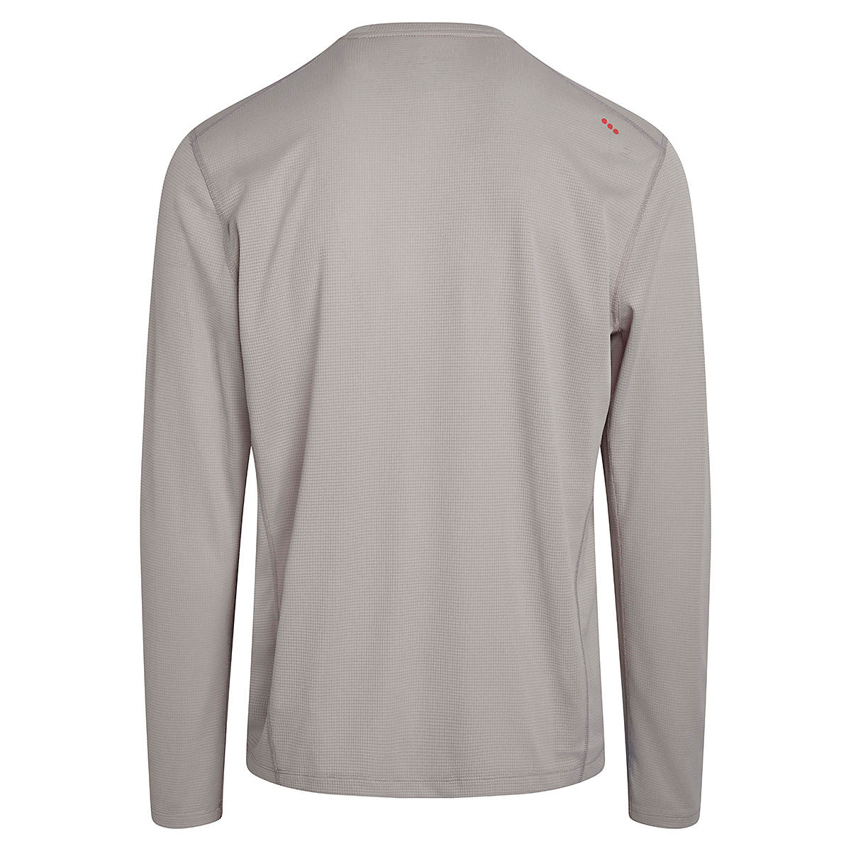 Men's Saucony Stopwatch Long Sleeve - Color: Alloy - Size: S, Alloy, large, image 4