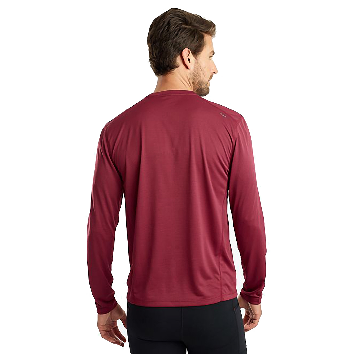 Men's Saucony Stopwatch Long Sleeve, , large, image 2