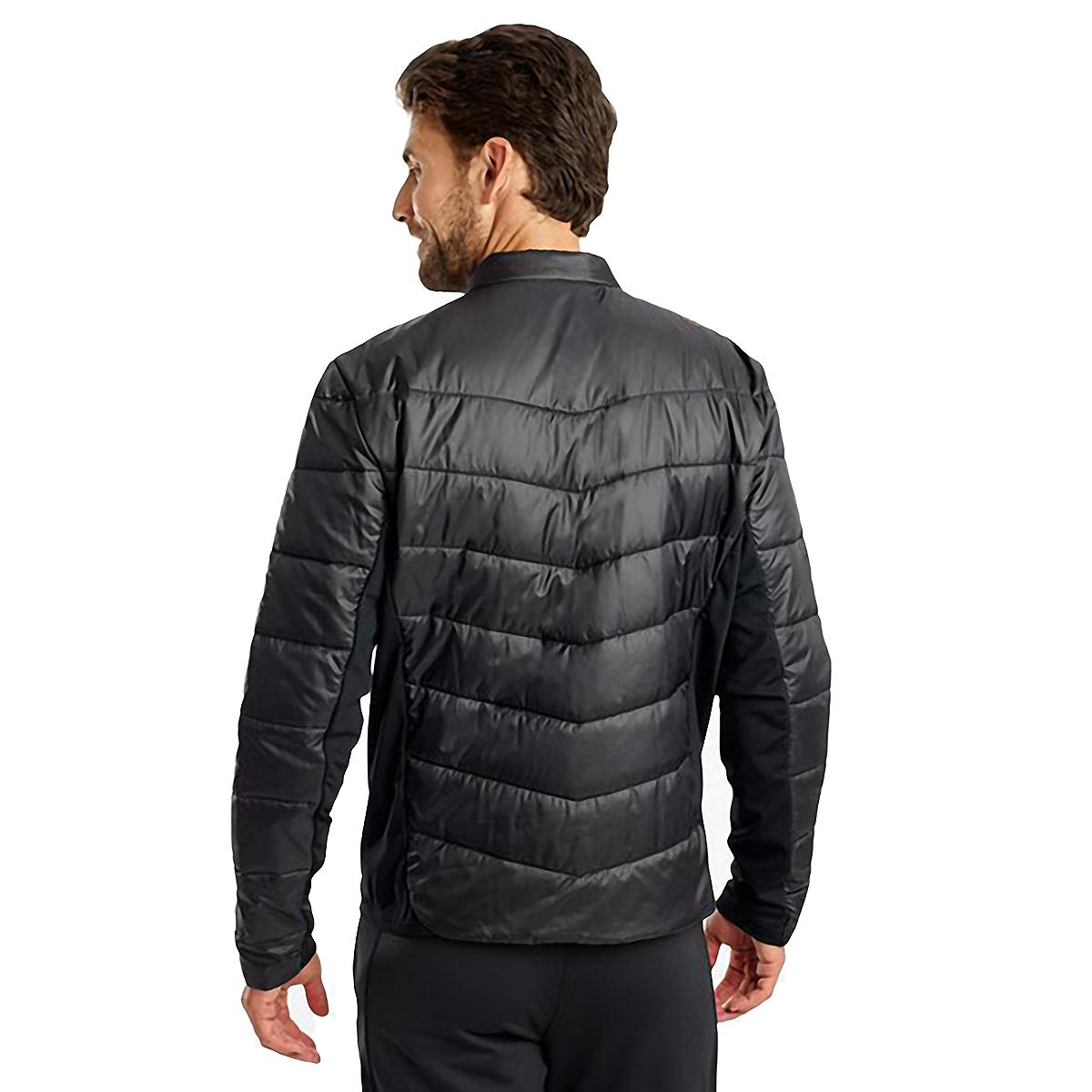 Men's Saucony Snowdrift Jacket  - Color: Black - Size: S, Black, large, image 2