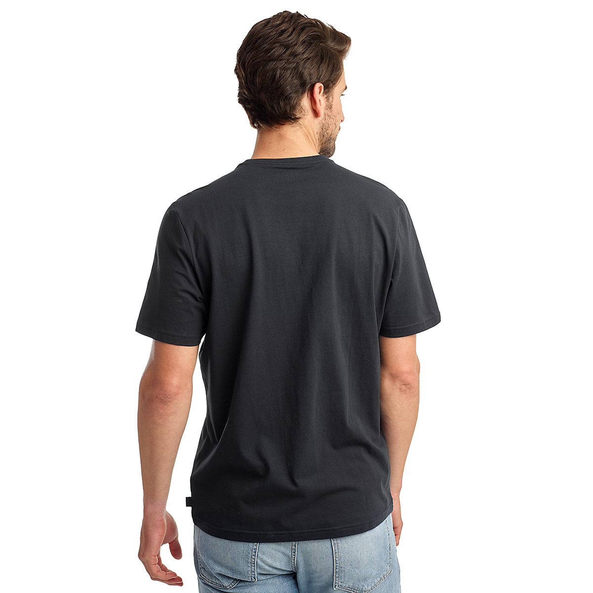 Men's Saucony Rested Short Sleeve Tee, , large, image 2