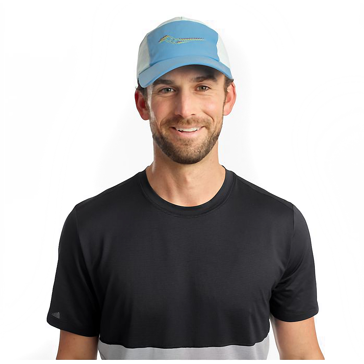 Saucony Outpace Hat - Color: Bonnie Blue, Bonnie Blue, large, image 3