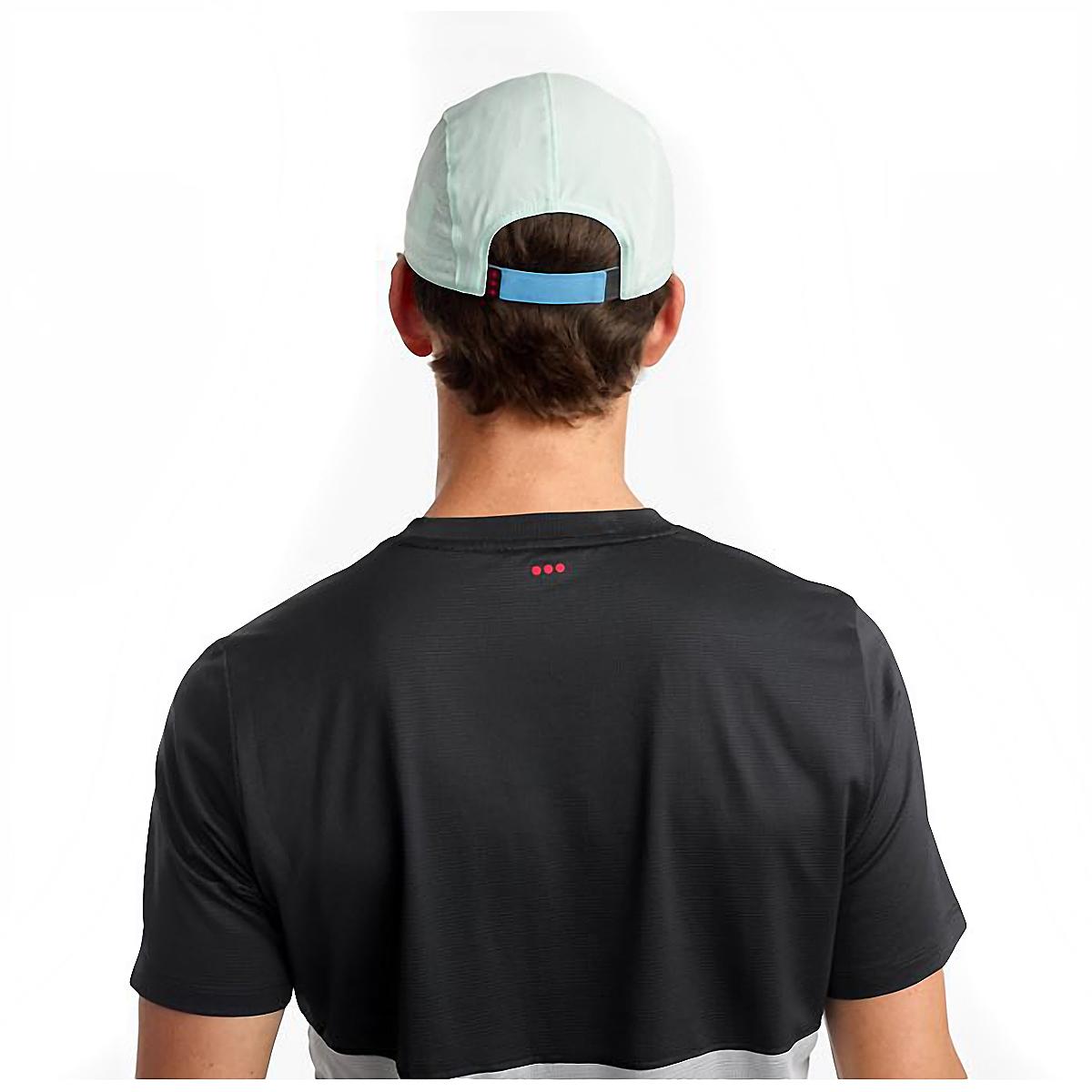 Saucony Outpace Hat - Color: Bonnie Blue, Bonnie Blue, large, image 4
