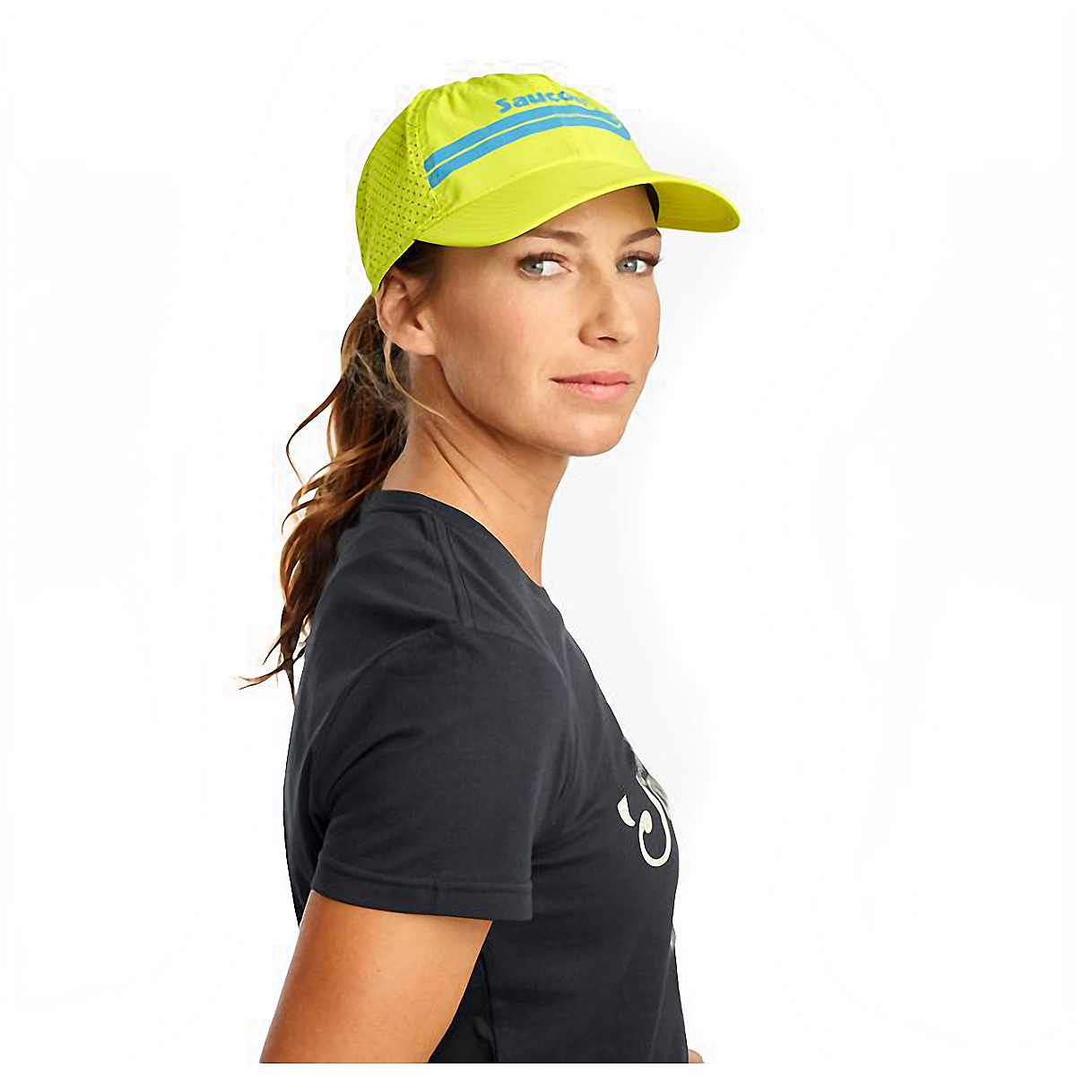 Saucony Doubleback Hat - Color: Evening Primrose, Evening Primrose, large, image 1
